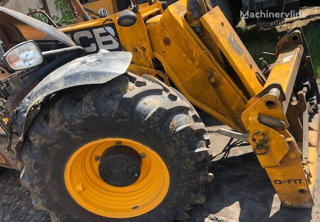 hnací náprava JCB pro traktorbagru JCB 3cx