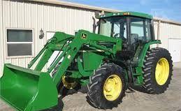 hnací náprava JOHN DEERE Obudowa pro traktoru JOHN DEERE 6310M