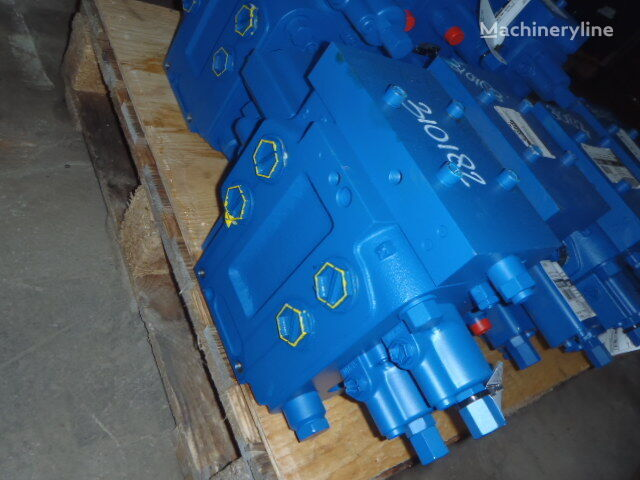 nový hydraulický rozvaděč REXROTH M6-1189-01/2M6-22M2JHV50 (R901056492) pro bagru