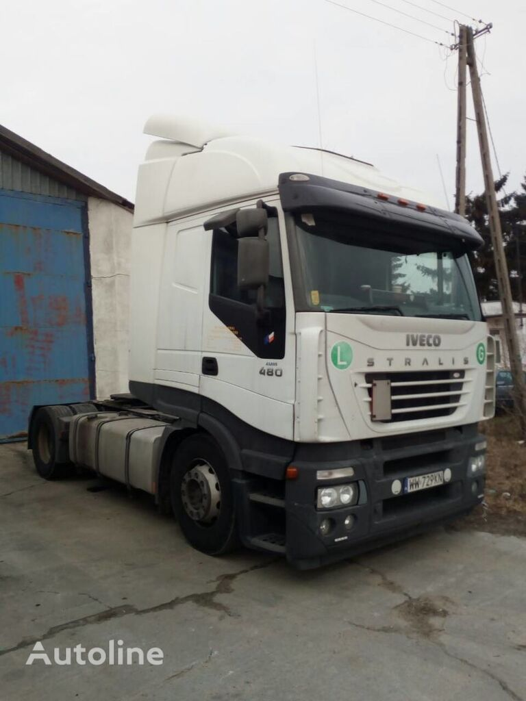 Modish Kabiny IVECO pro tahače IVECO stralis na prodej z Běloruska AJ52