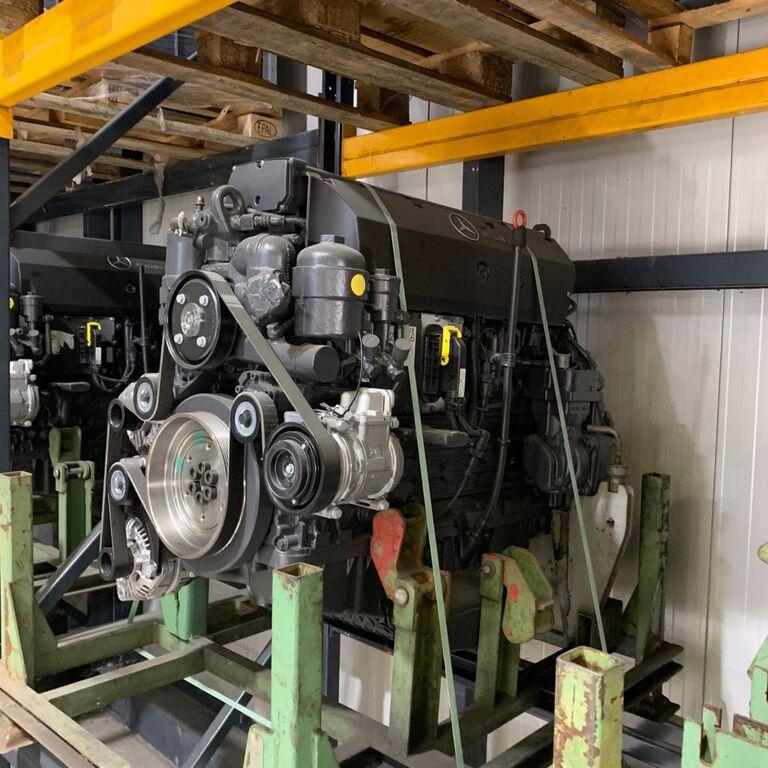 nový motor CLAAS OM 926.929 E3A pro kombajnu CLAAS Tucano