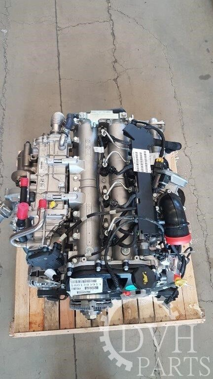 nový motor IVECO pro automobilu IVECO DAILY