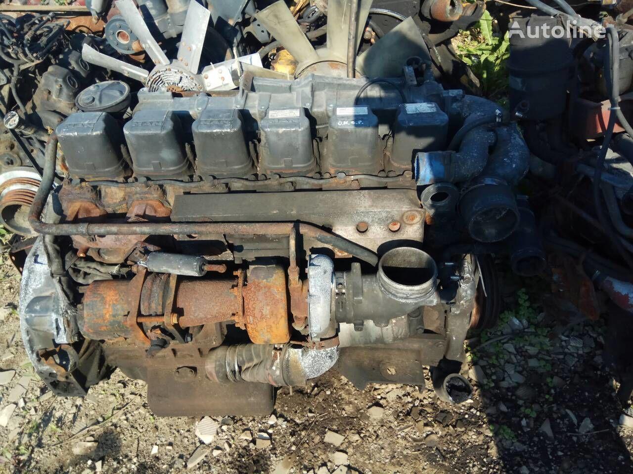 motor MAN D2876LOH pro autobusy MAN