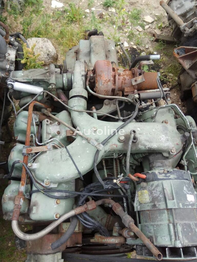 motor MERCEDES-BENZ OM421A V6 Turbo pro autobusy MERCEDES-BENZ