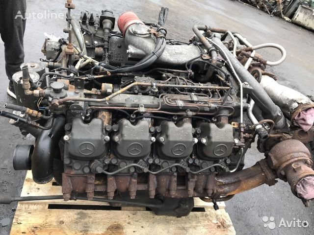 motor MERCEDES-BENZ bi turbo OM442 pro autobusy