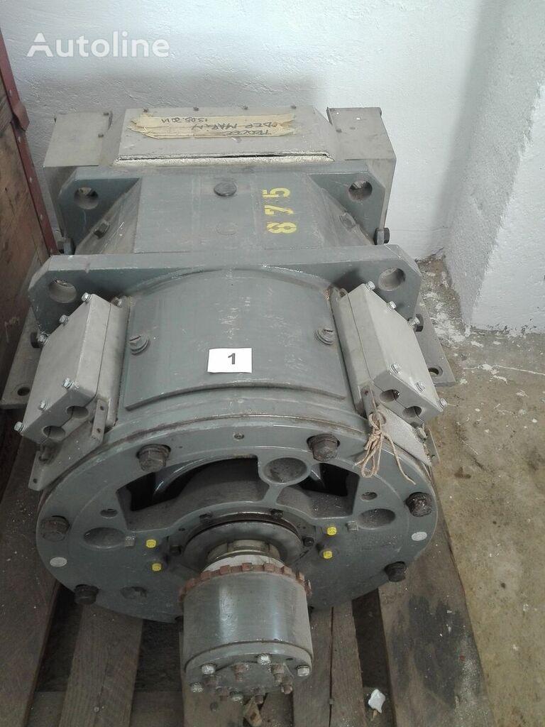 motor NAW, SAURER pro autobusy