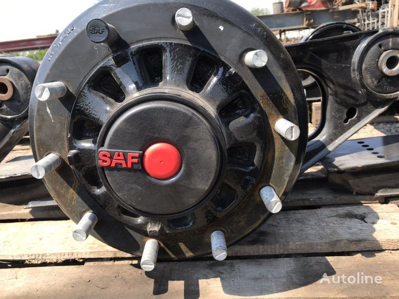 nový náboj kola SAF pro návěsy