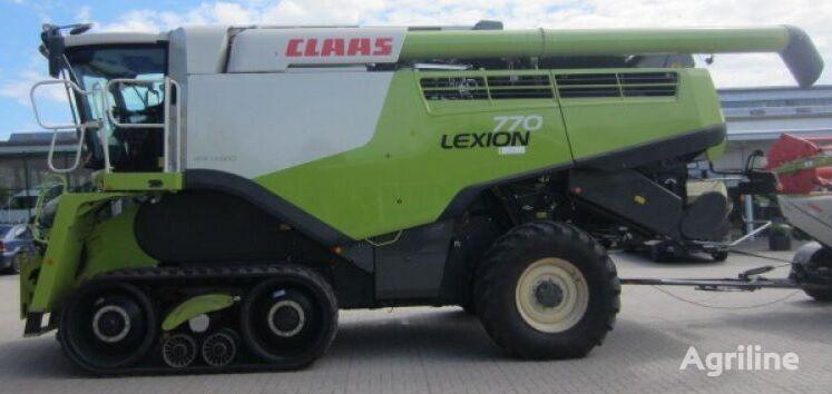 náhradní díly pro sklízecí mlátičku CLAAS Lexion 770