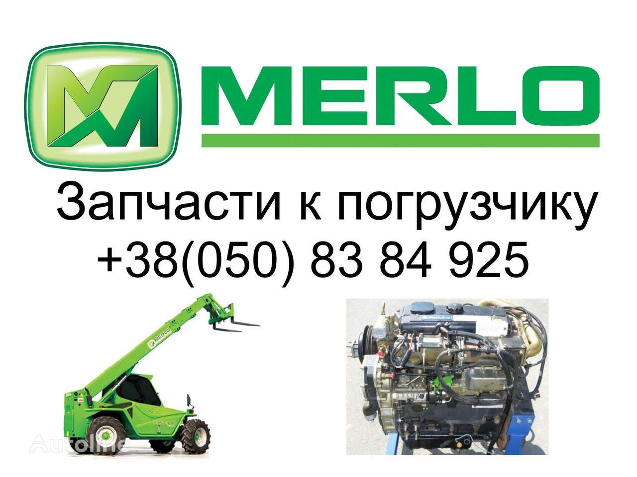 náhradní díly Zapchasti   MERLO pro vysokozdvižného vozíku MERLO