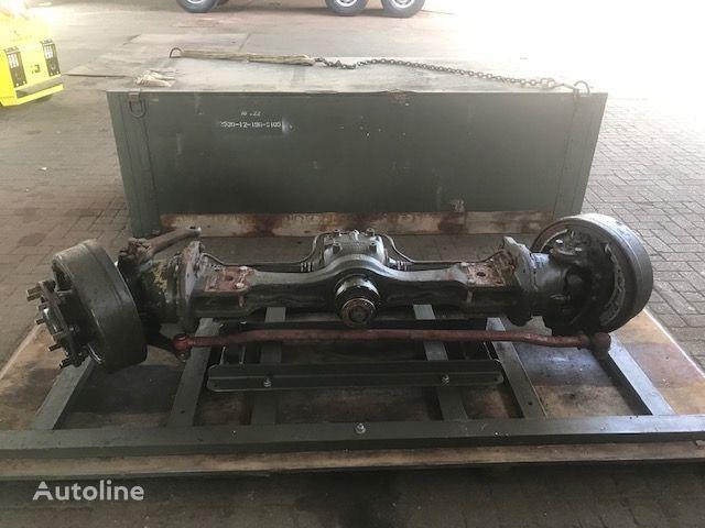 nový náprava MAN 11.136 - 4x4 - Voorassen / Front axles pro nákladní vozidla MAN