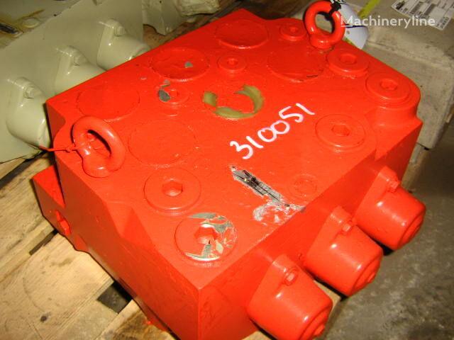 nový pneumatický ventil pro bagru O&K RH6.22