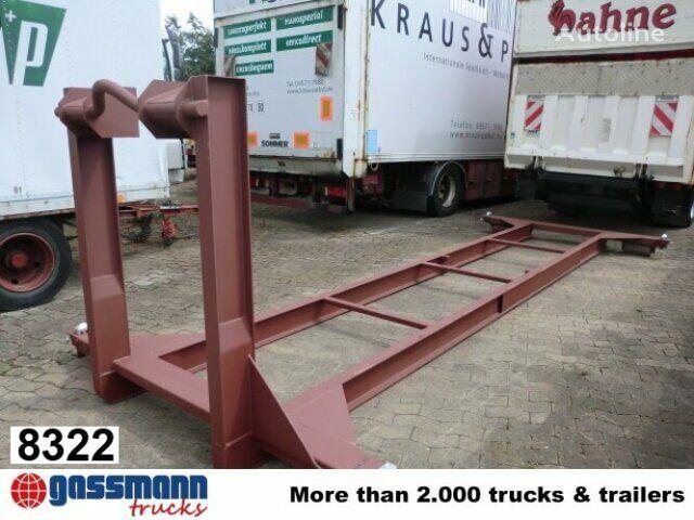 podvozek Abrollcontainer Rahmen pro přívěsy
