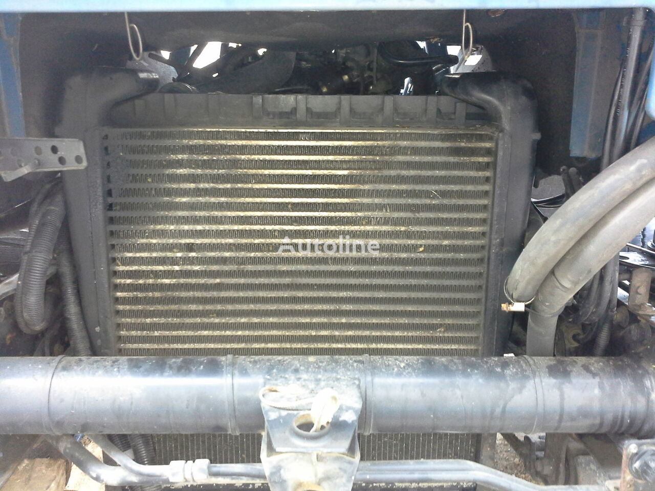 radiátor MAN Interkuller na vsi modeli MAN pro nákladní vozidla MAN L2000 M2000 TGL TGA TGX TGS F2000 TGM komandor