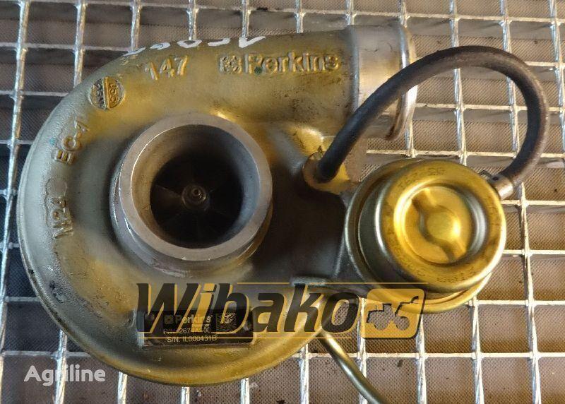 turbodmýchadlo PERKINS M24 pro kombajnu M24 (2674A200)