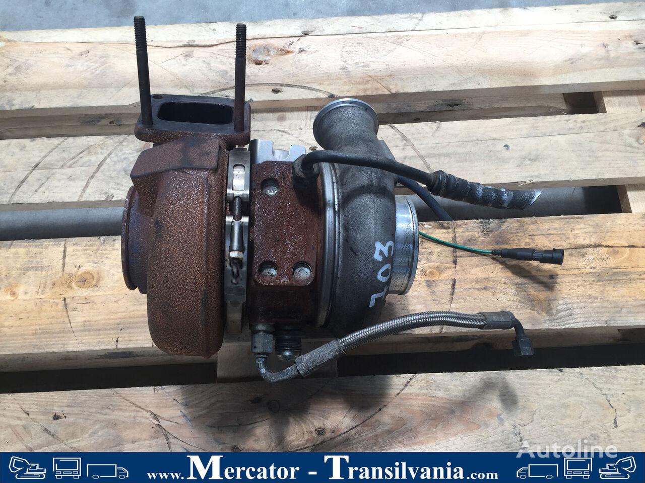 turbokompresor motoru Turboluftgebläse pro autobusy IRISBUS City Bus