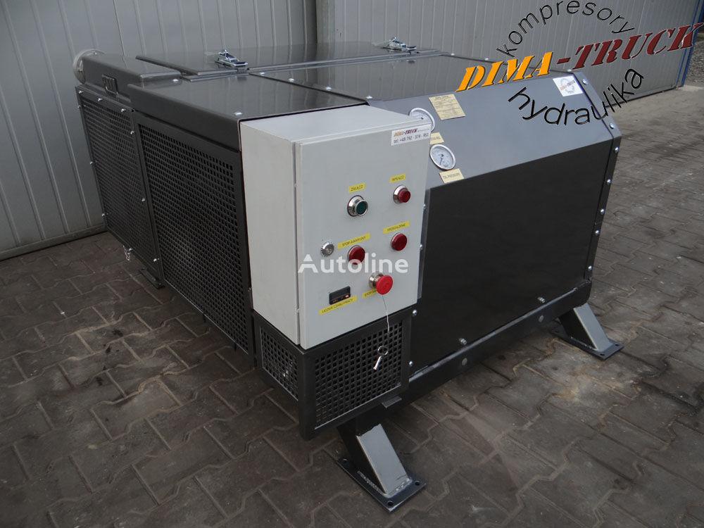 vzduchový kompresor pro cisterny návěsy