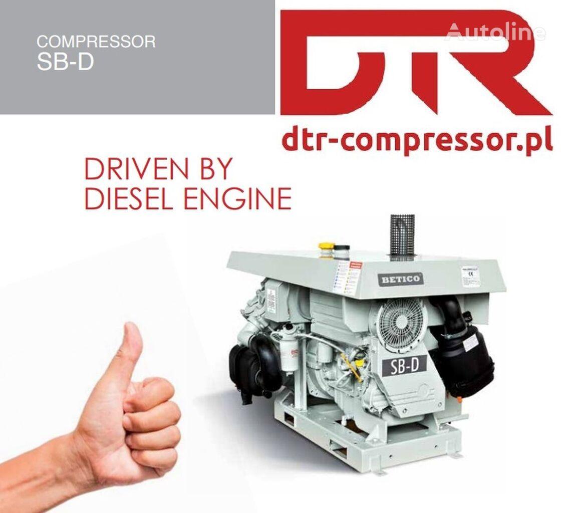 vzduchový kompresor AGREGAT SPALINOWY BETICO SB-D NOWY WYDMUCHU DEUTZ pro cisterny návěsy Betico kompressor