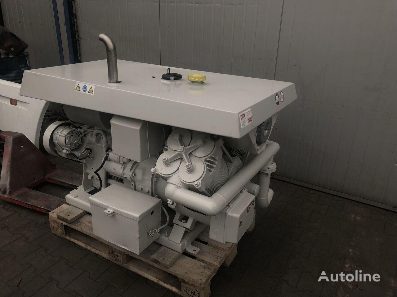 vzduchový kompresor Betico sb1 pro cisterny návěsy Barico