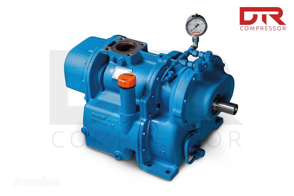 nový vzduchový kompresor GHH CG80 pro tahače Silokompressor