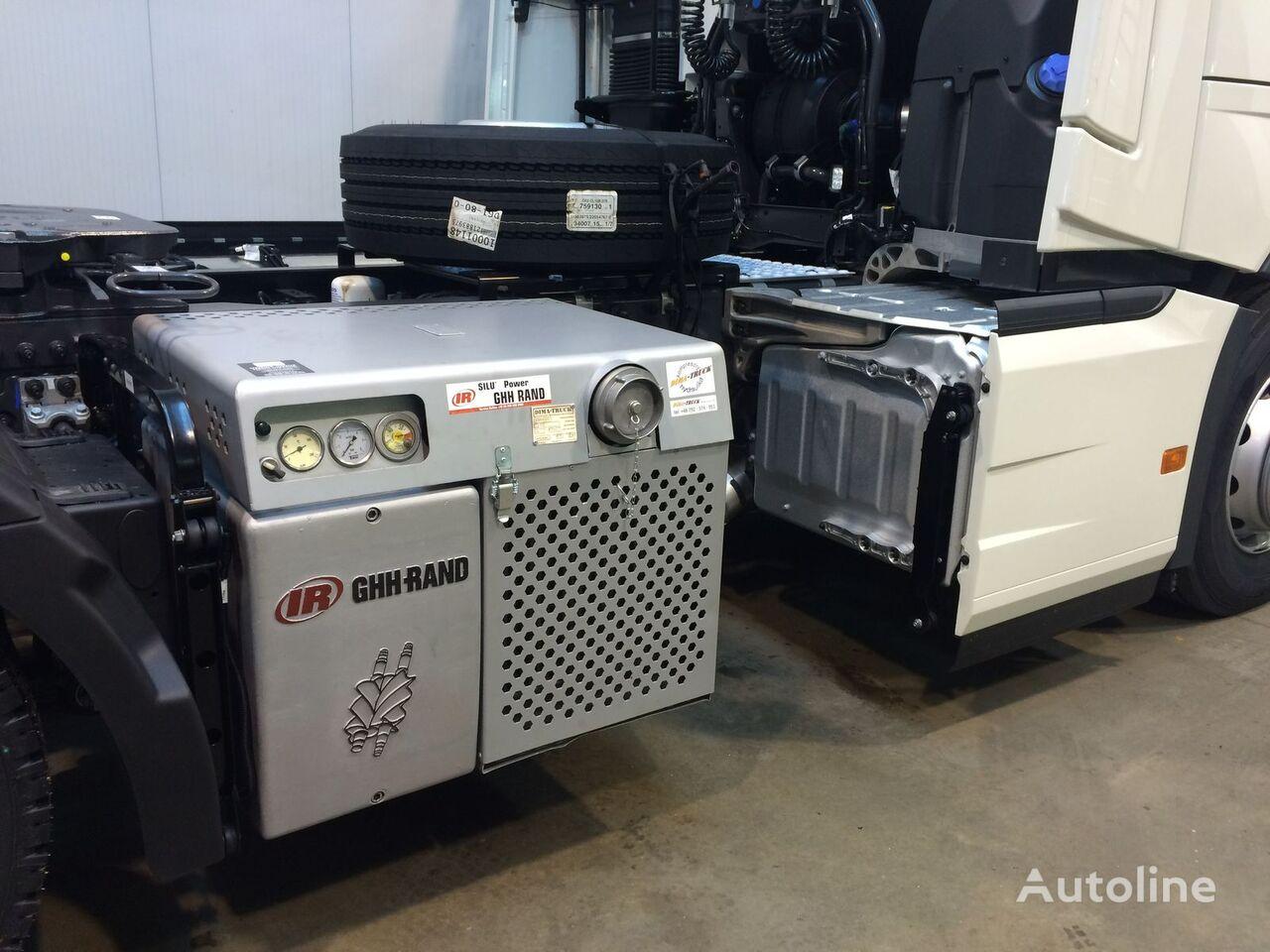 vzduchový kompresor GHH Rand CS 85 CS1050 Riwo pro tahače