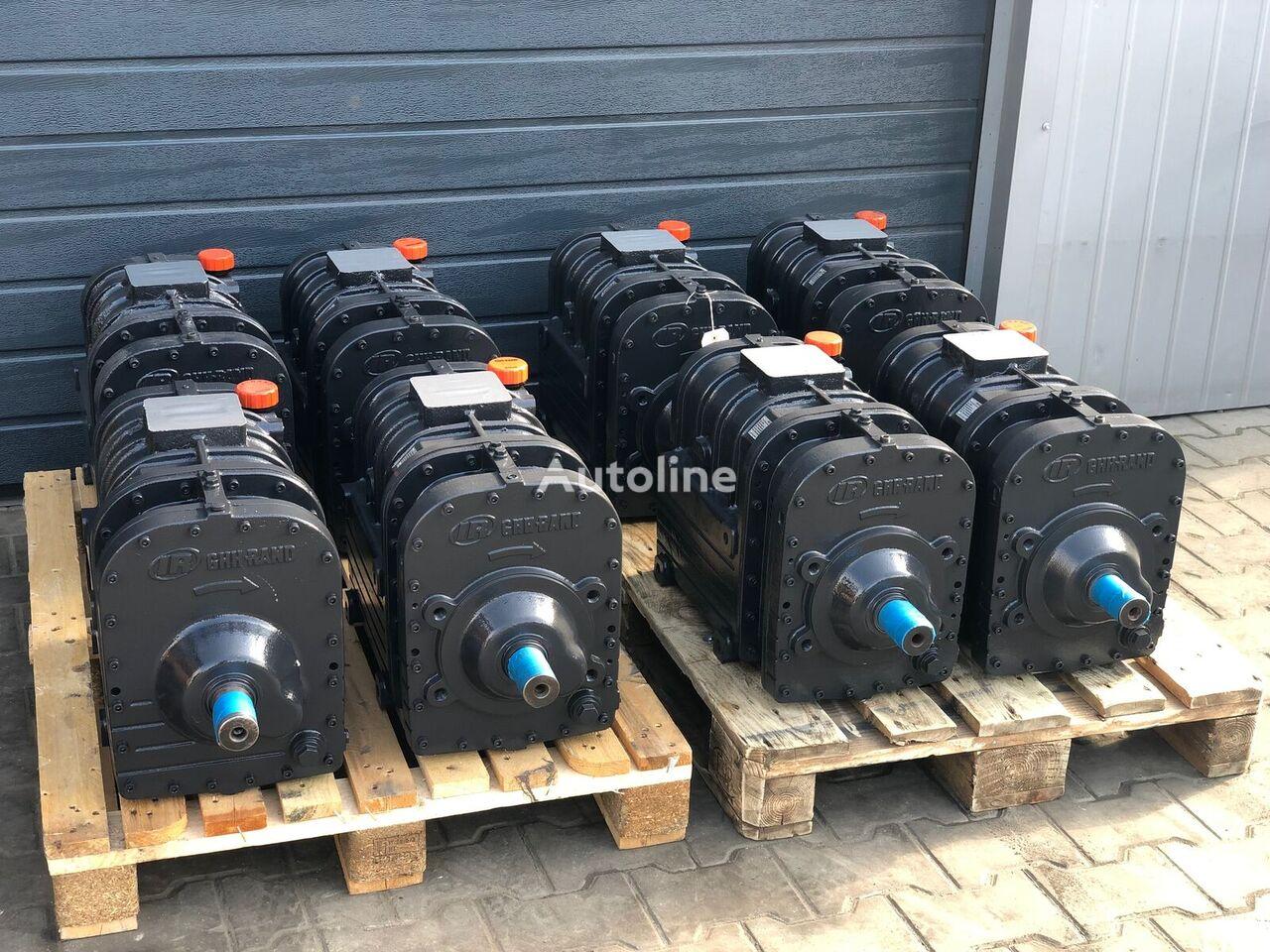 vzduchový kompresor GHH Rand CS85 pro cisterny návěsy