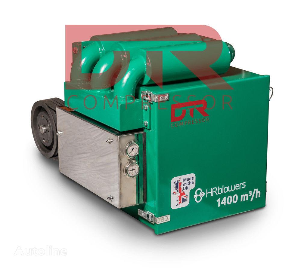 nový vzduchový kompresor HOLMES RBTM 610 nie welgro pro tahače