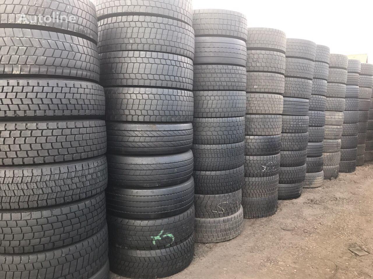 nákladní pneumatiky Bridgestone 385/55/22.5