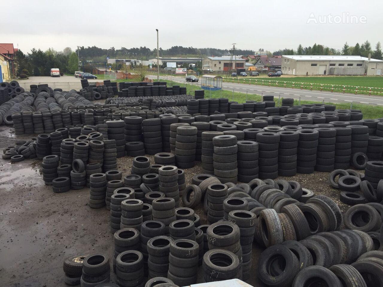 nákladní pneumatiky Continental 265/70/19.5