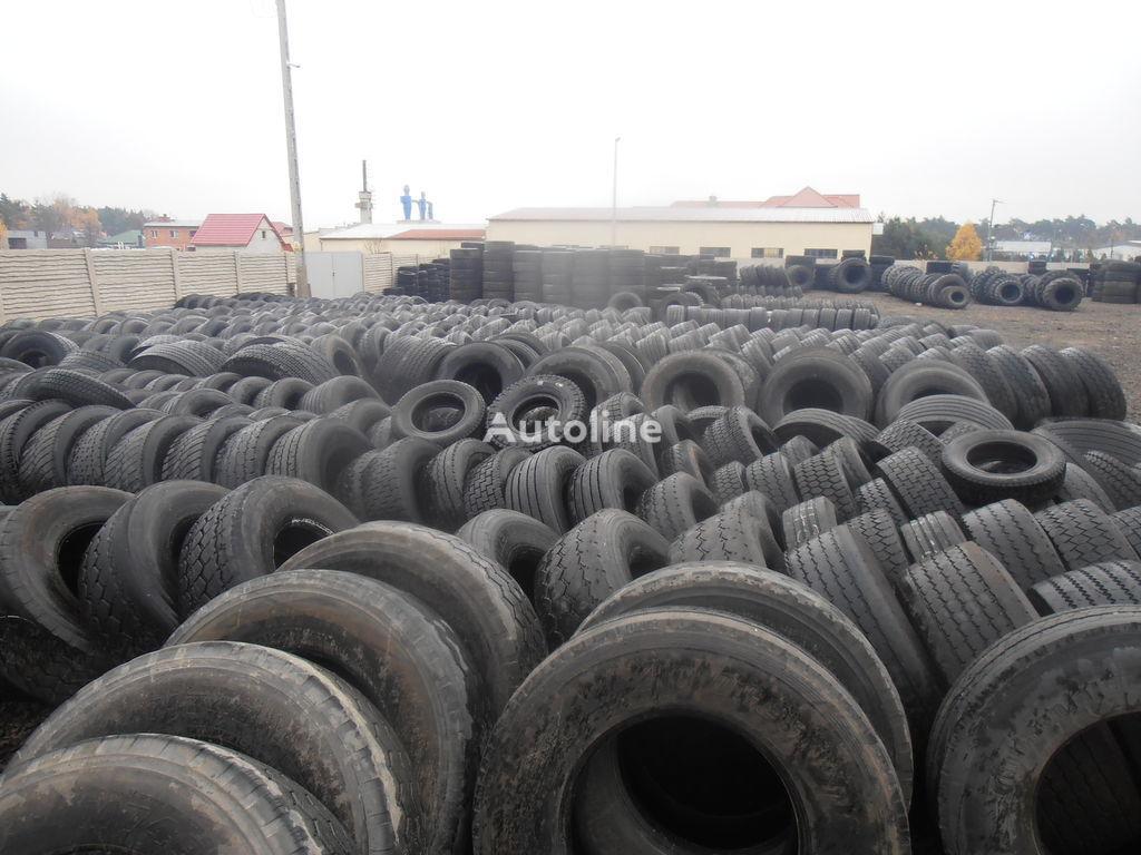 nákladní pneumatiky Goodyear 315/80/22.5