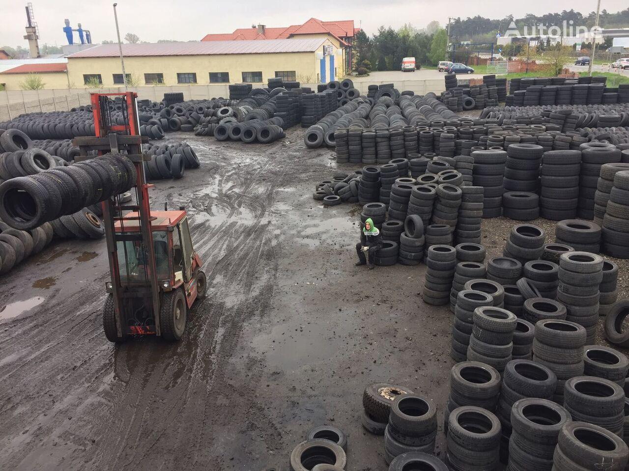 nákladní pneumatiky Michelin 445/45/19.5