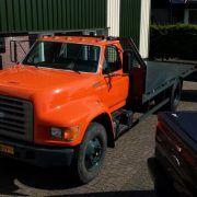autotransportér FORD F800
