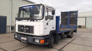 autotransportér MAN FL 14.192 Euro 1 Engine / Winch 15000 kg