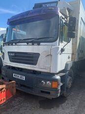 chladírenský nákladní vozidlo ERF ECM 2004/2003 BREAKING FOR SPARES pro díly