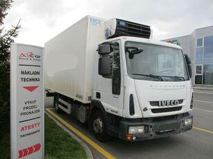 chladírenský nákladní vozidlo IVECO ML 80EL18 Carrier Xarios 500 - 24°C