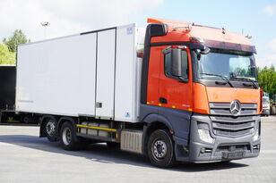 chladírenský nákladní vozidlo MERCEDES-BENZ Actros 2542 , E6 , 19 EPAL , MULTI-TEMPERATURE , retarder , 2 be