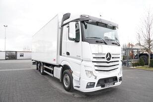 chladírenský nákladní vozidlo MERCEDES-BENZ Actros 2542 , E6 , 6x2 , 20 EPAL , Height 2,60m , retarder