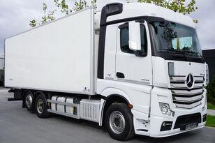 chladírenský nákladní vozidlo MERCEDES-BENZ Actros 2543 / 270 k KM ! ! ! / E6 / 6x2 / Carrier / lift axle /