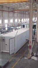 nové chladírenský nákladní vozidlo Ram Container cooling box 40 feet
