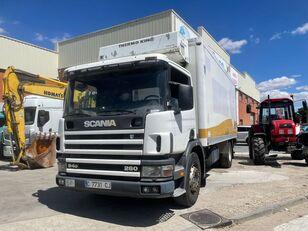 chladírenský nákladní vozidlo SCANIA 94D 260