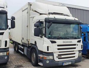 chladírenský nákladní vozidlo SCANIA P420 Euro5 AdBlue