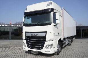 chladírenský nákladní vozidlo DAF XF 460 SSC , E6 , 6x2 , 22 EPAL , lenght 8,8m , retarder , lift