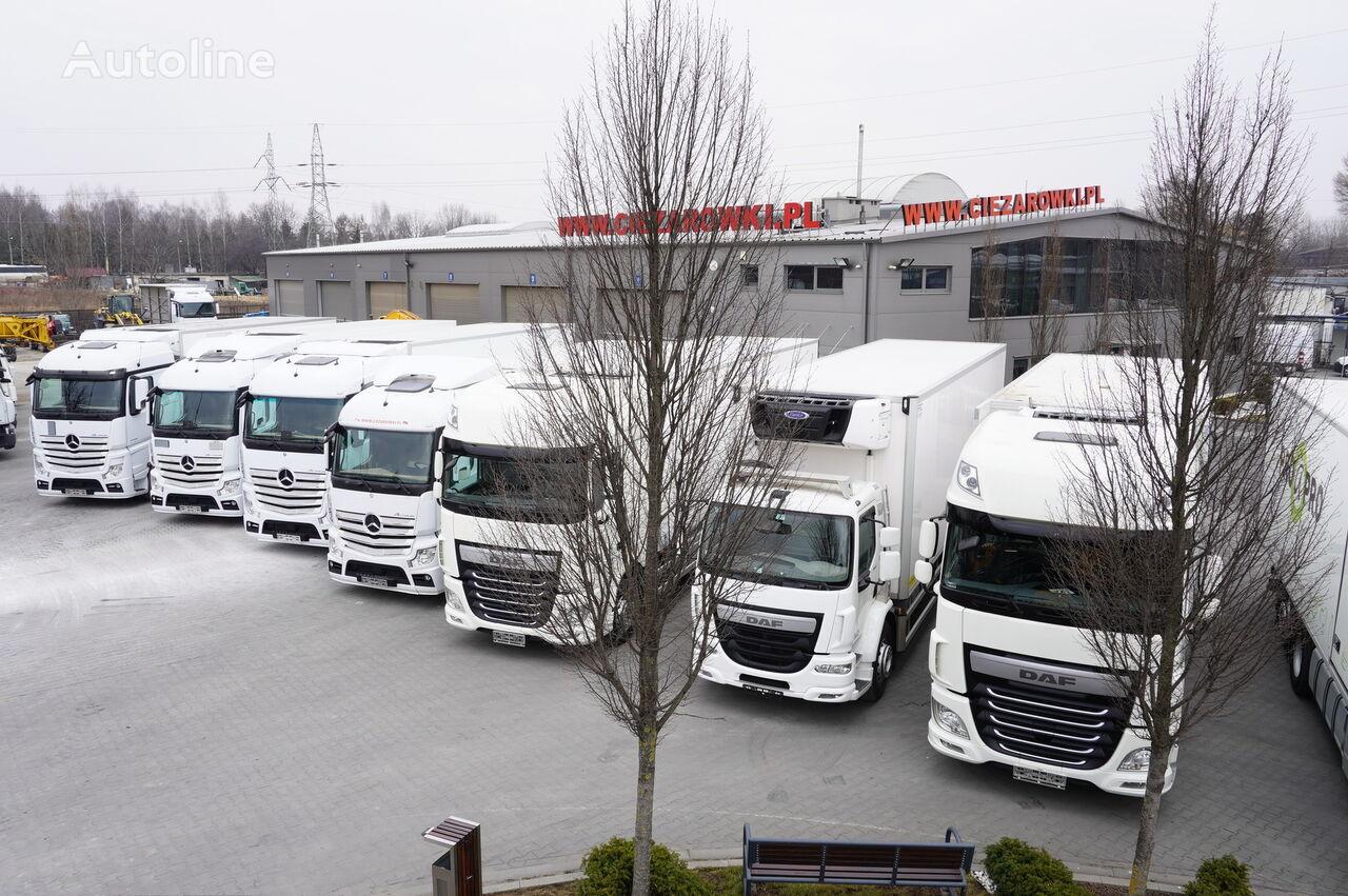 chladírenský nákladní vozidlo MERCEDES-BENZ Actros 2542 , 2543 , 2545 , 18-22 EPAL , 20 Refrigerator trucks