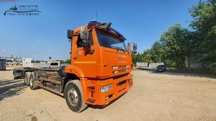 hákový nosič kontejnerů MULTILIFT Камаз 658667