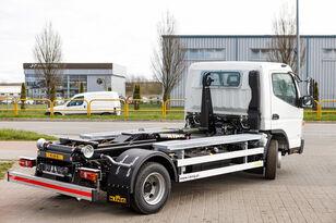 nový hákový nosič kontejnerů Mitsubishi Fuso 9C18 AMT + KING HZ6R Hooklift