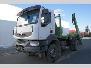náklaďák ramenový nosič kontejnerů RENAULT ramenový nosič kontejnerů EURO 4