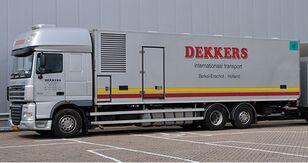 nákladní automobily pro přepravu drůbeže DAF Day-old Chick Vehicle