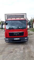nákladní automobily pro přepravu drůbeže MAN