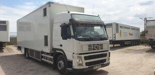 nákladní automobily pro přepravu drůbeže VOLVO VAN RAVENHORST One day old chicks