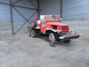 nákladní vozidlo cisterna GMC CCKW 353 6X6