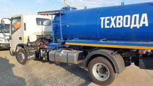 nové nákladní vozidlo cisterna JAC Автоцистерна для технической воды АЦ-4